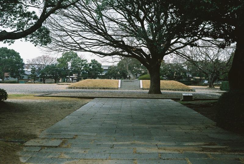 北野廃寺跡: photology